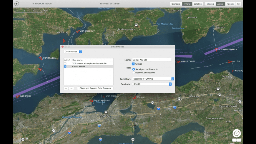 SkunkTracker for Mac - review, screenshots