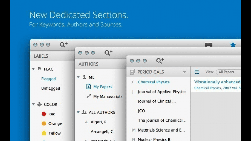 Papers for Mac - review, screenshots