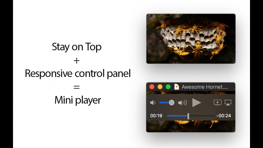 MKPlayer for Mac - review, screenshots
