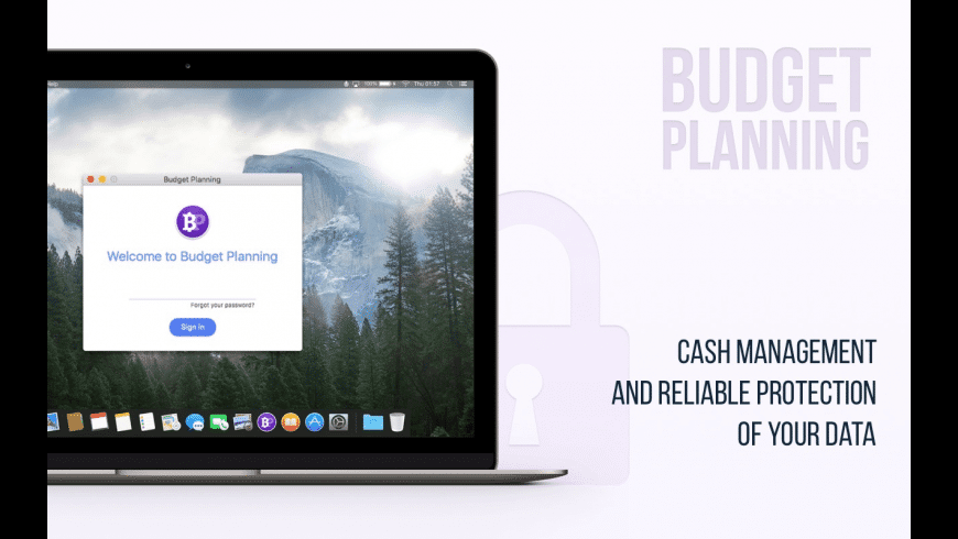 Budget Planning for Mac - review, screenshots