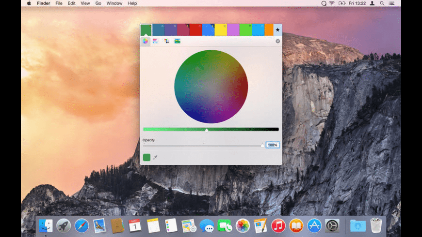 ColorSnapper2 for Mac - review, screenshots