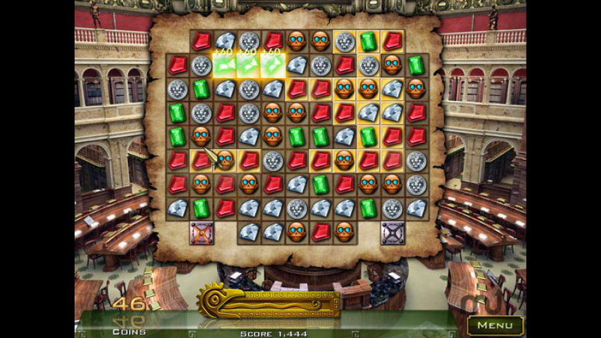 Jewel Quest Heritage for Mac - review, screenshots