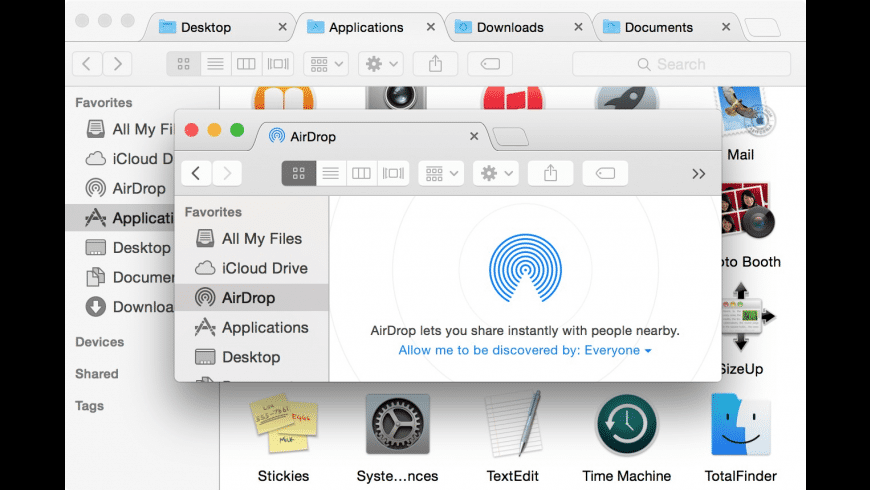 TotalFinder for Mac - review, screenshots