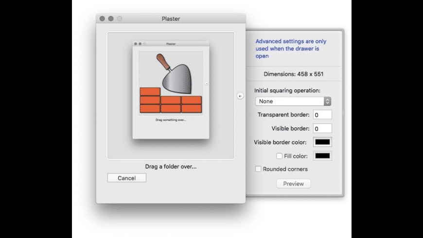 Plaster for Mac - review, screenshots