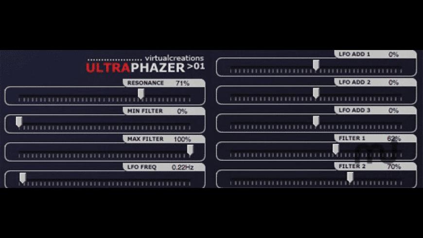 UltraPhazer for Mac - review, screenshots