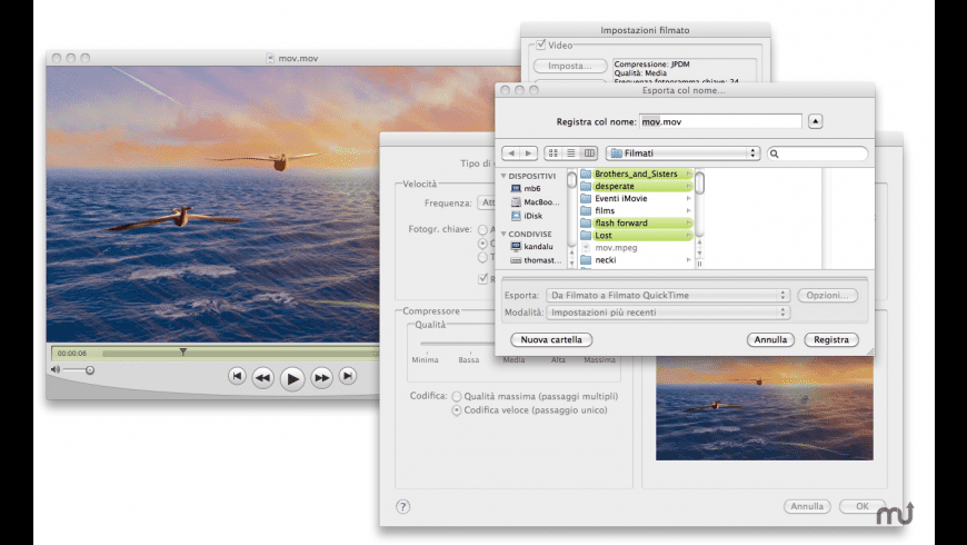 JPDM Video Encoder for Mac - review, screenshots