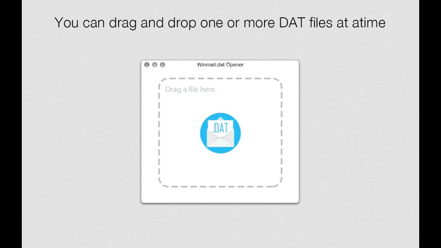 Winmail.dat Opener for Mac - review, screenshots