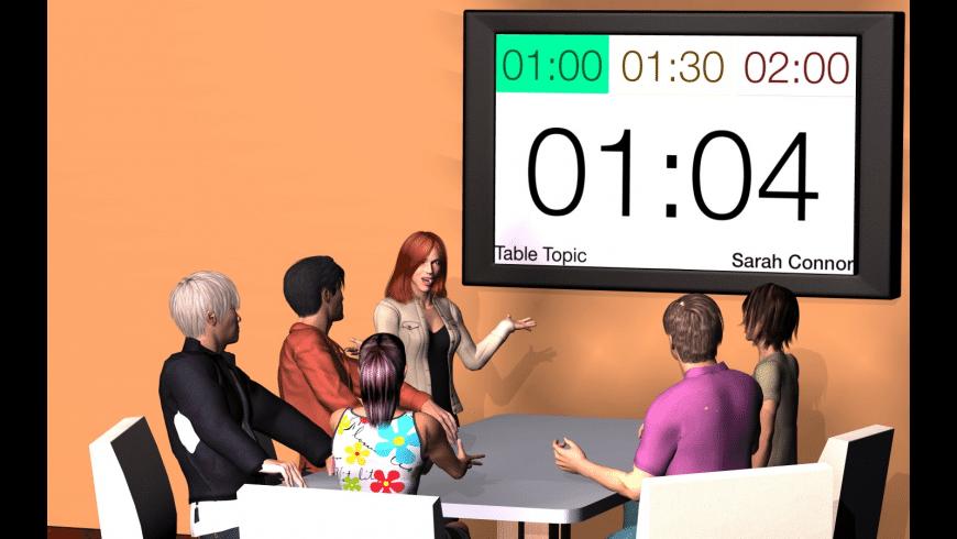 Speech Timer for Mac - review, screenshots