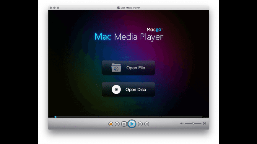 Mac Media Player for Mac - review, screenshots