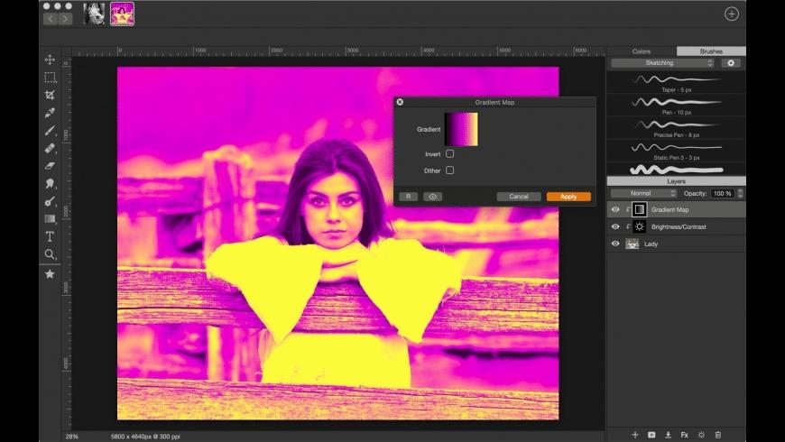 Artstudio Pro for Mac - review, screenshots