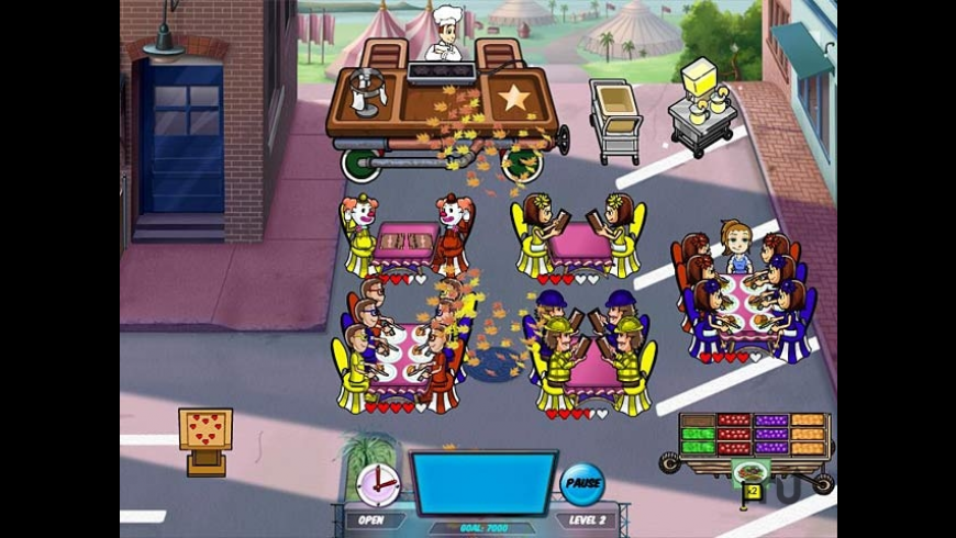 Diner Dash 5: BOOM! for Mac - review, screenshots