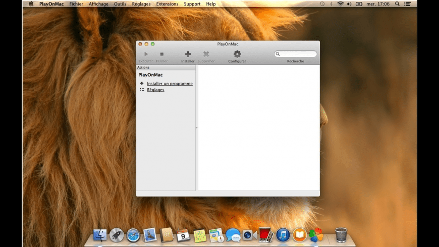 PlayOnMac for Mac - review, screenshots