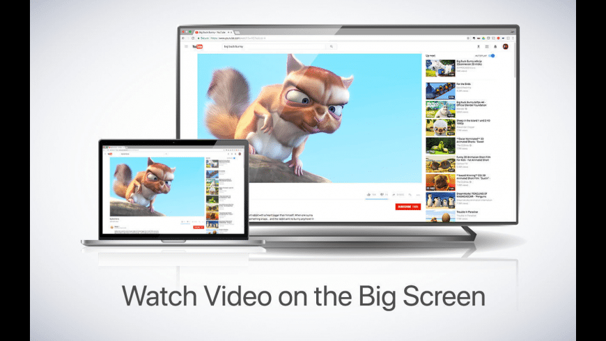 Mirror for Sony TV for Mac - review, screenshots