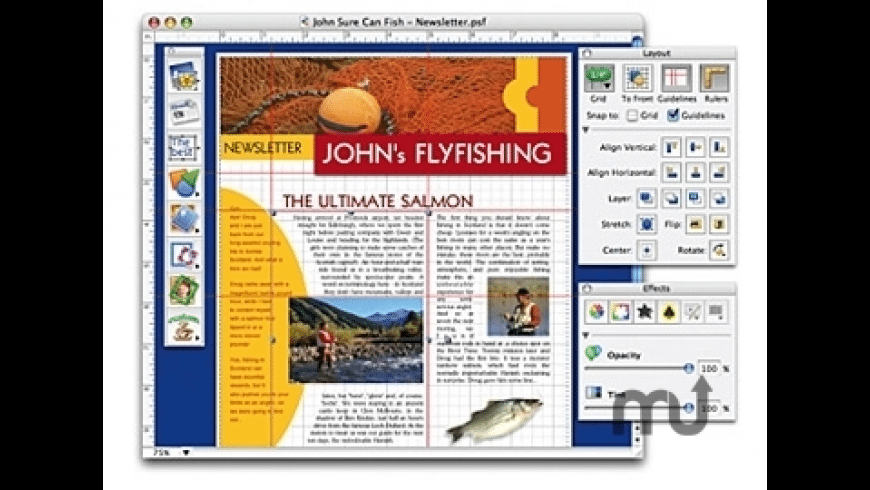 The Print Shop for Mac - review, screenshots