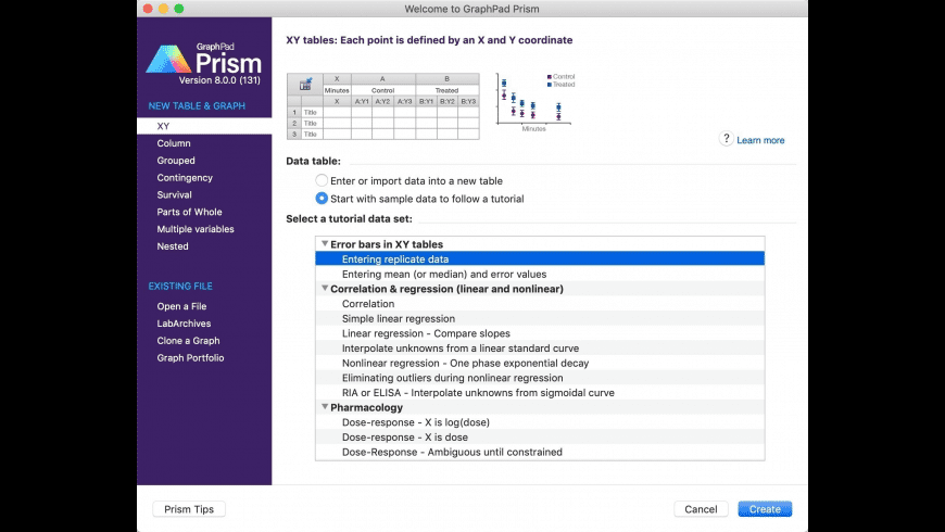 Prism for Mac - review, screenshots
