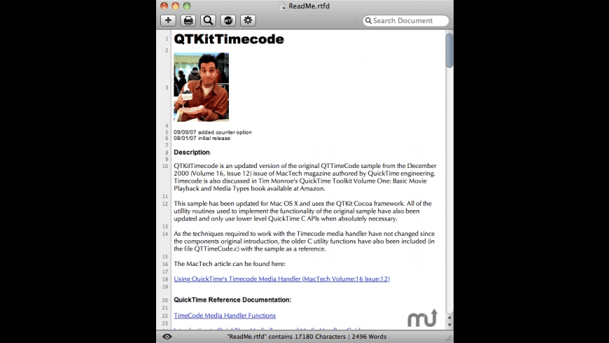 WriteIt! Reader for Mac - review, screenshots