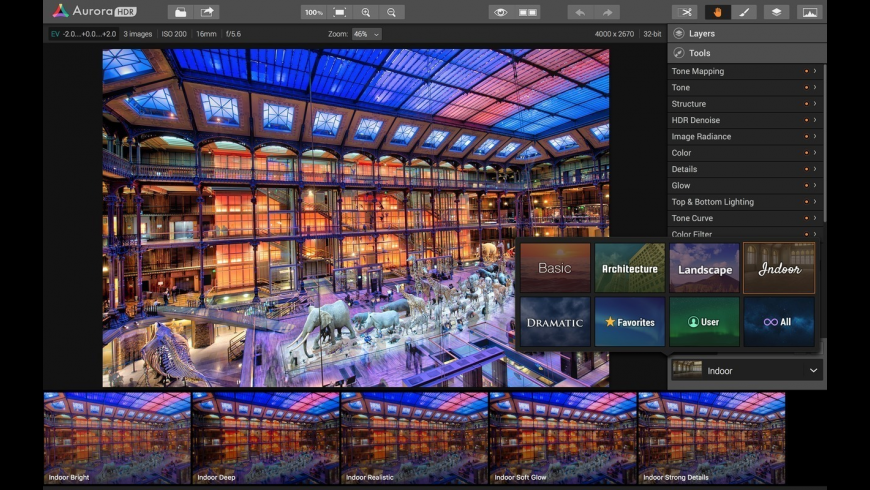 Aurora HDR Pro for Mac - review, screenshots