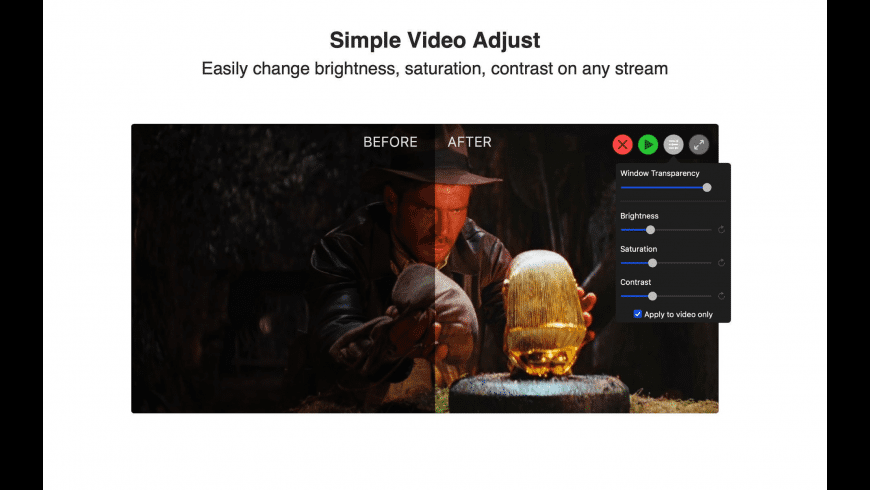 Friendly Streaming for Mac - review, screenshots