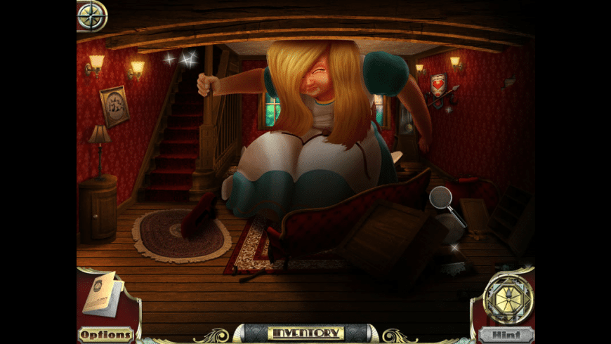 Fiction Fixers: Alice in Wonderland  for Mac - review, screenshots