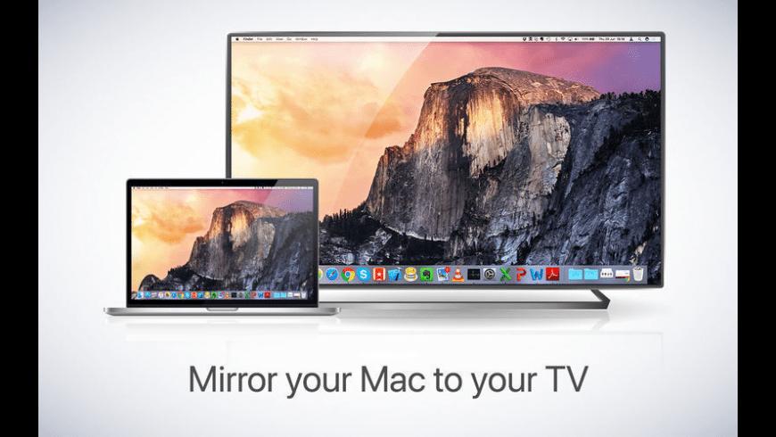 Mirror for Panasonic TV for Mac - review, screenshots