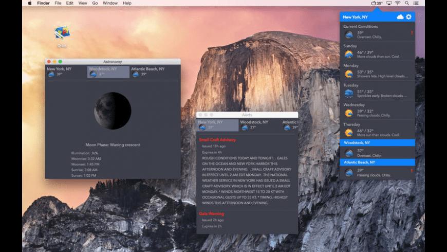 Orbis for Mac - review, screenshots