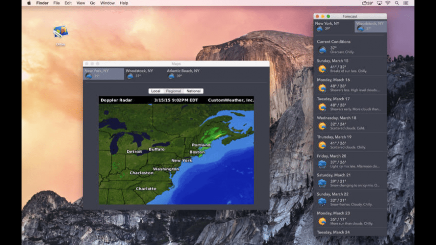Orbis for Mac - review, screenshots