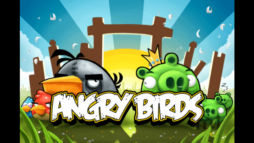Angry Birds for Mac - review, screenshots