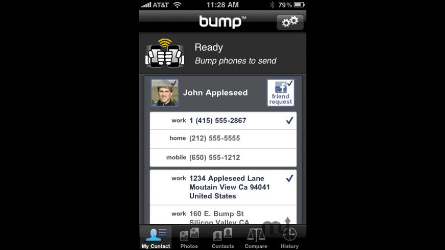 Bump for Mac - review, screenshots