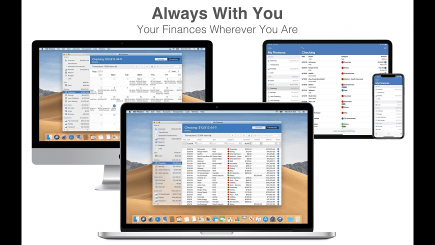 SEE Finance for Mac - review, screenshots