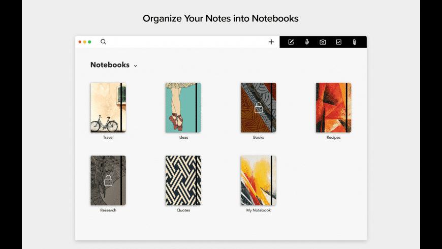 Notebook for Mac - review, screenshots