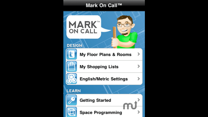 Mark On Call for Mac - review, screenshots