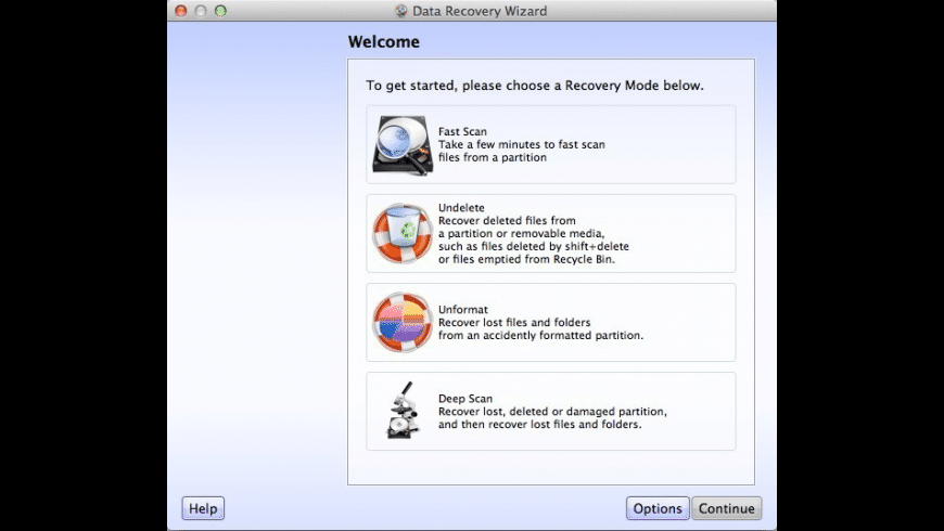 Lazesoft Mac Data Recovery for Mac - review, screenshots
