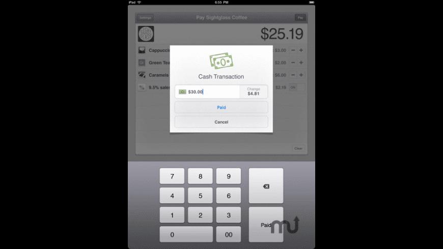 Square for Mac - review, screenshots