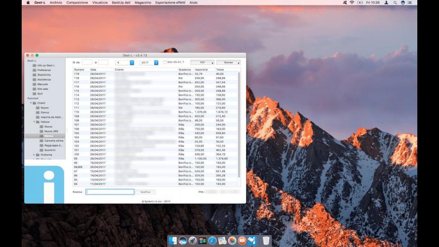 Gest-L Lite for Mac - review, screenshots