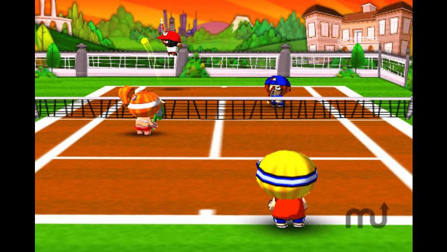 Chop Chop Tennis for Mac - review, screenshots