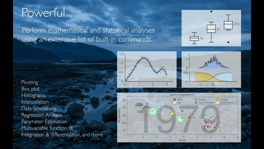 DataGraph for Mac - review, screenshots