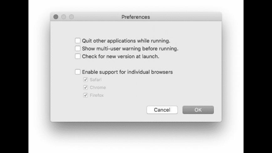 Yasu for Mac - review, screenshots
