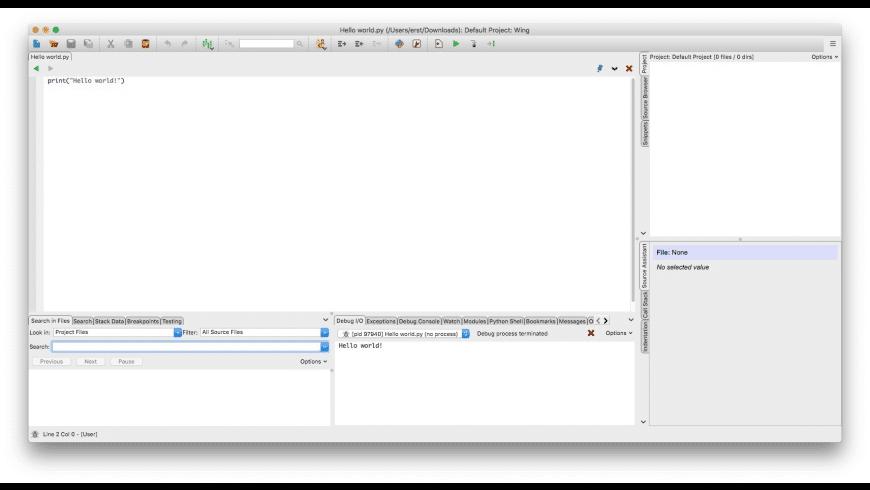 Wing Pro for Mac - review, screenshots
