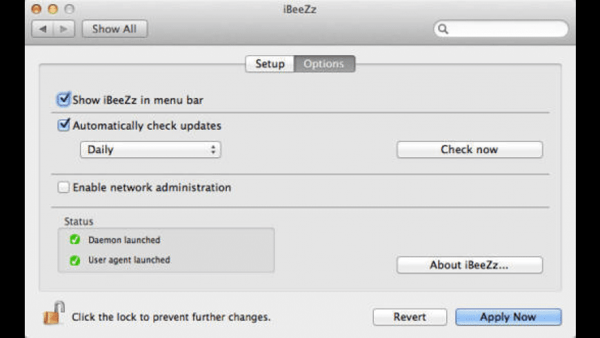 iBeeZz for Mac - review, screenshots