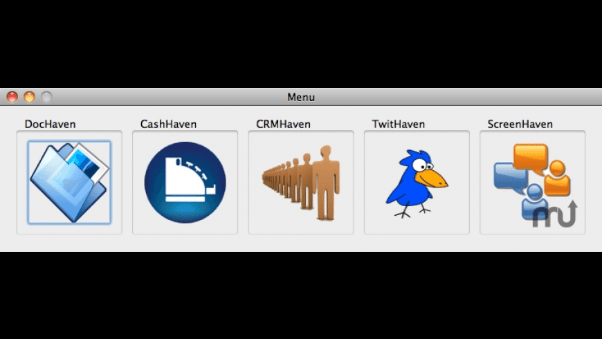 OfficeHaven for Mac - review, screenshots