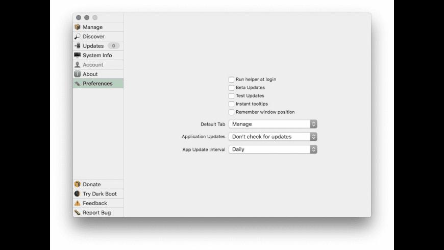 mySIMBL for Mac - review, screenshots