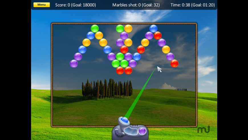 Pop The Marbles for Mac - review, screenshots