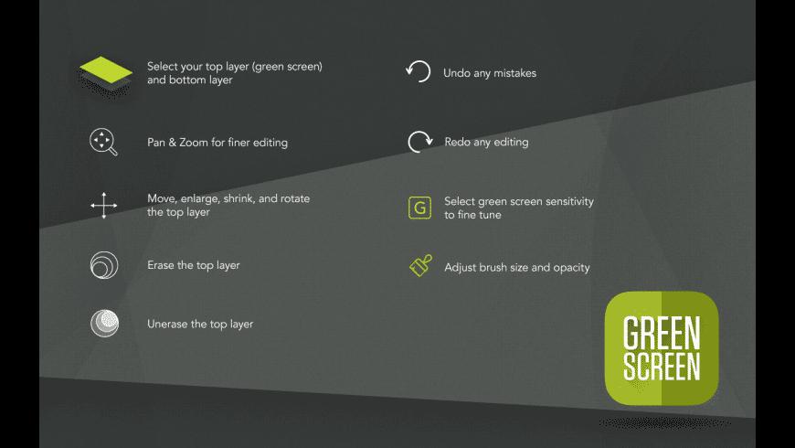 Green Screen Studio Pro for Mac - review, screenshots