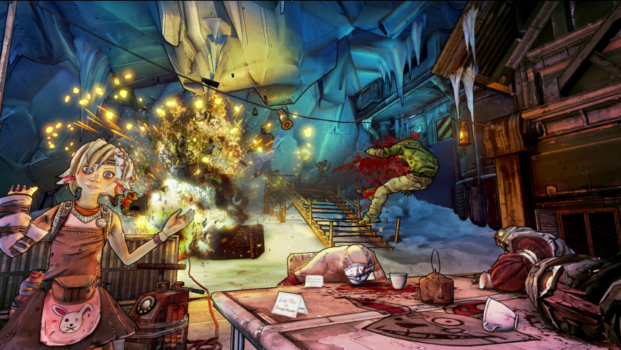 Borderlands 2 for Mac - review, screenshots