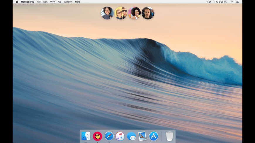 Houseparty for Mac - review, screenshots