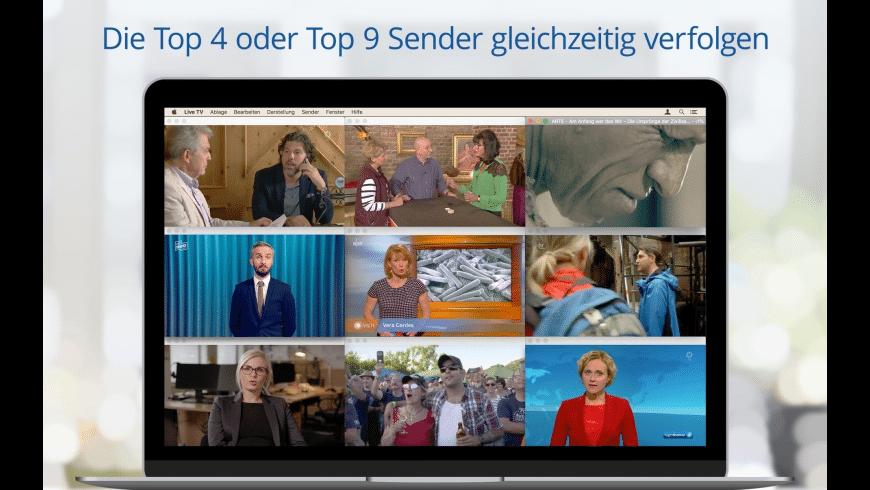 Live TV for Mac - review, screenshots