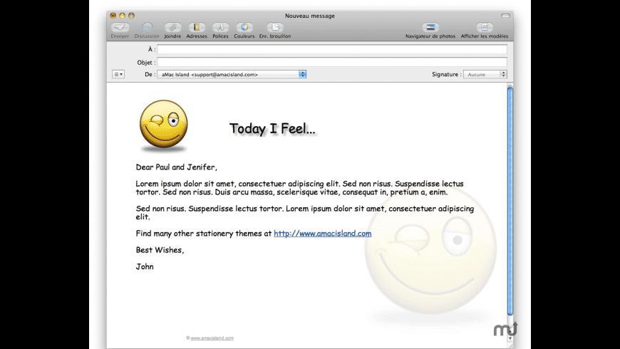 aMac Island Daily Mood (Bonus Pack) for Mac - review, screenshots