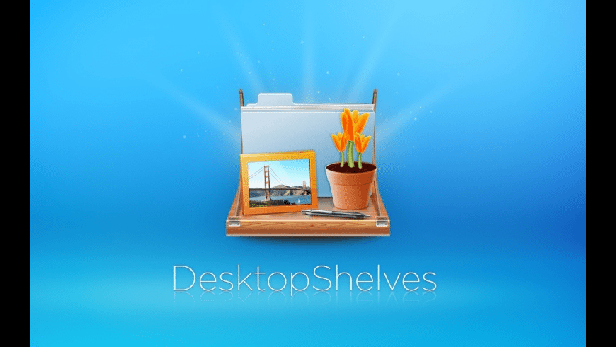 DesktopShelves for Mac - review, screenshots