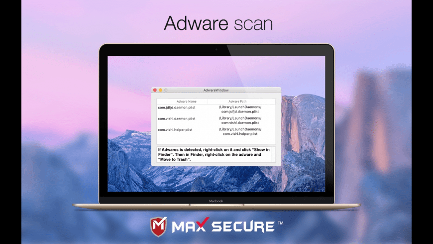 AntiVirus for Mac - review, screenshots