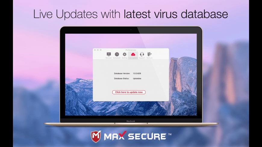 AntiVirus for Mac - review, screenshots